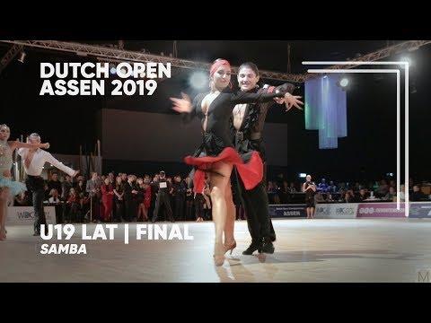2019 Dutch Open | Assen | U19 LAT - F S