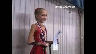 Елена Радионова Интервью  2008 (Кубок Волкова)