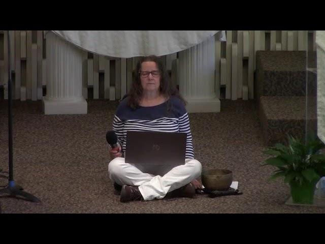 09-05-2021 Sunday Morning Meditation