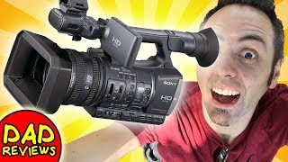 Sony HDR-AX2000 Video Test & Audio Test | Sony HDR-AX2000 Review