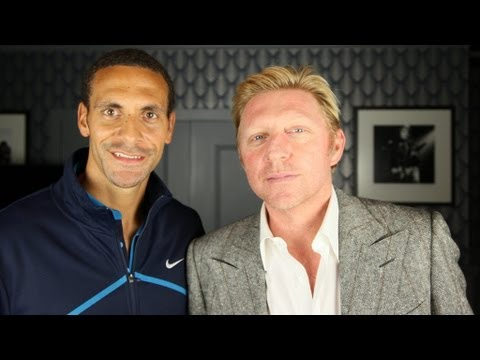 Boris Becker: Federer is my favourite player | #5 Mag