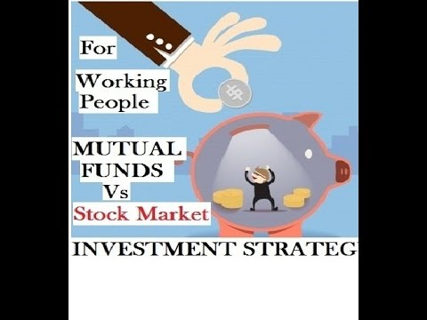 Weekly Investment Strategy for Working People (Mutual Funds
