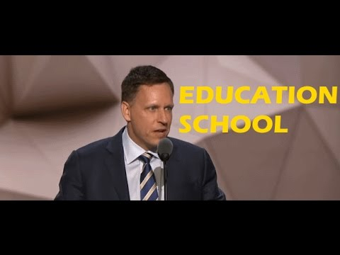 Peter Thiel is Right, University Education is a Bubble, Maybe Live in Dorm #university