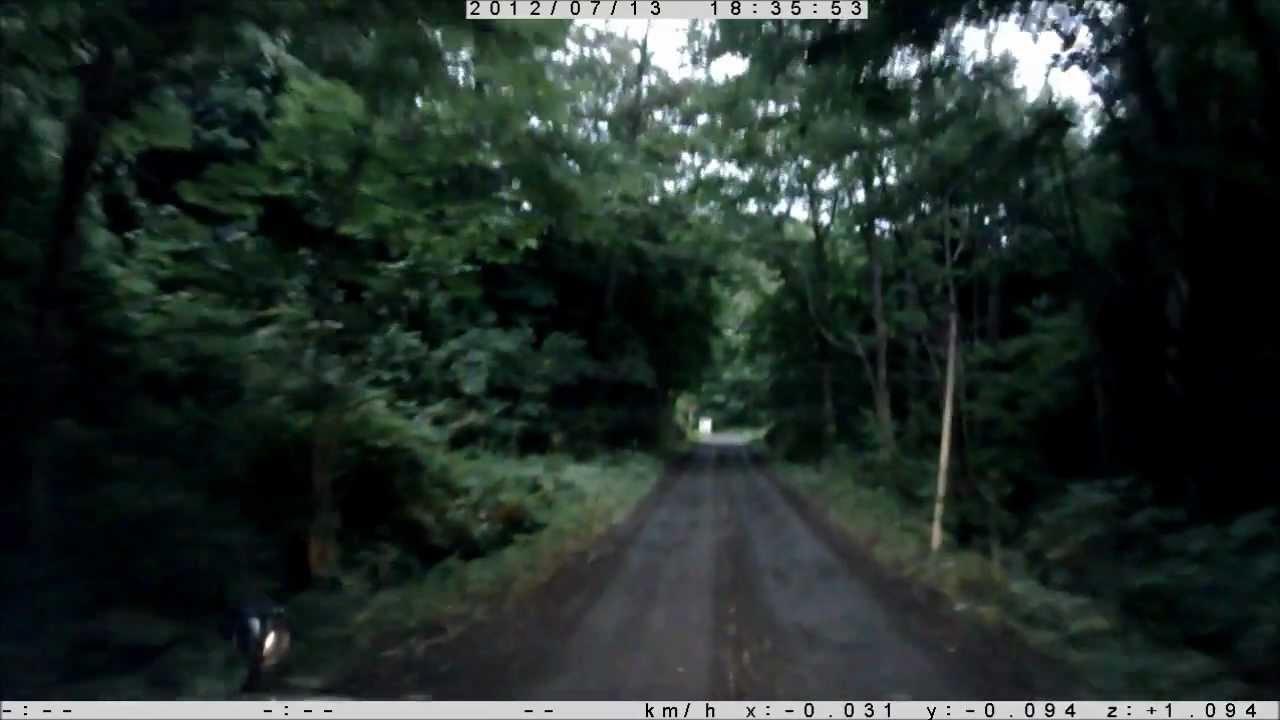 下北半島の未舗装県道 -県道284号線(あすなろライン)・青森-   林道 ...