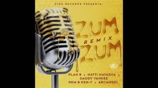 Plan B, Natti Natasha, Daddy Yankee, Rkm & Ken-y, Arcangel Zum Zum  -edit