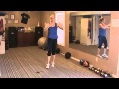 30 Minute Body Weight Workout! Jump! Jump!