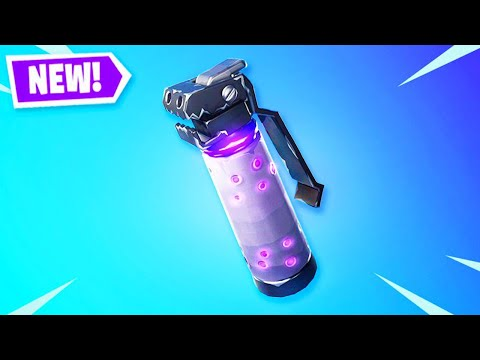 The New SHADOW BOMB in Fortnite!