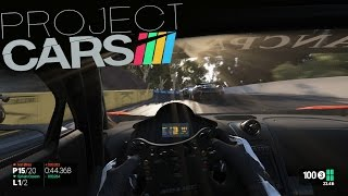 Project CARS Gameplay: My First Races!