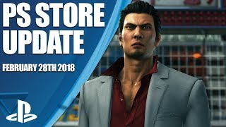PlayStation Store Highlights - 28th February