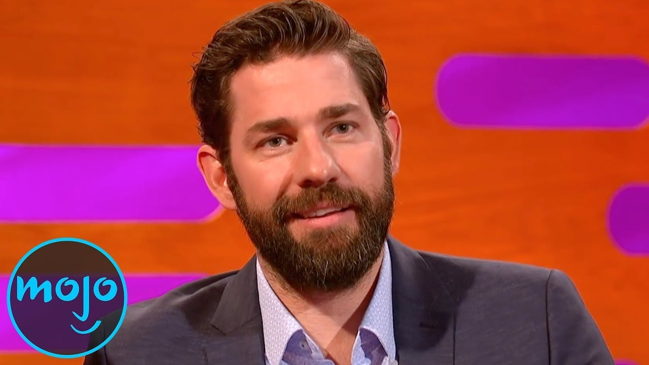 Top 5 Times John Krasinski was Awesome