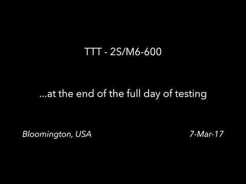 Water/Salt Efficiency Test – TTT Navy