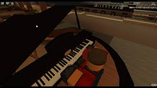 Gymnopédie nº 3 by: Erik Satie on a ROBLOX piano.