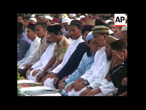 Bali bombers show no remorse for 2002 blasts ahead of executions