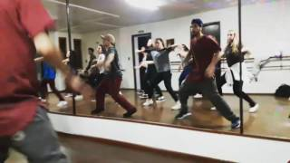 Sean Paul- Crick Neck ft Chi Ching Ching ( Coreography by Gian Fabro )