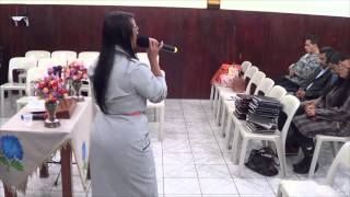 Missionária Ana,Jesus acalma a tempestade