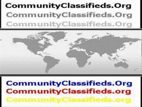 Community Classifieds ★★★★★ Post FREE Ads