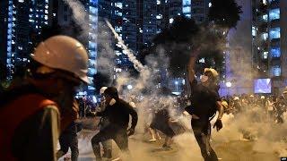 VOA连线(海彦):数千名香港法律界人士重申诉求 要求成立独立调查委员会