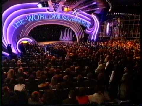 Michael Jackson World Music Awards 1996