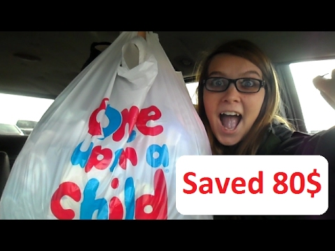 Once Upon A Child Grab Bag Event Saved 80 Clothing Haul