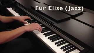 ♫ Fur Elise JAZZ IMPROVISATION (Feat. Jackson Morgan) ♫
