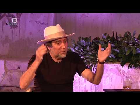 "III Jornadas ""Sabina por aquí"". Entrevista de Manuel Expósito y Alberto Román a Joaquín Sabina"