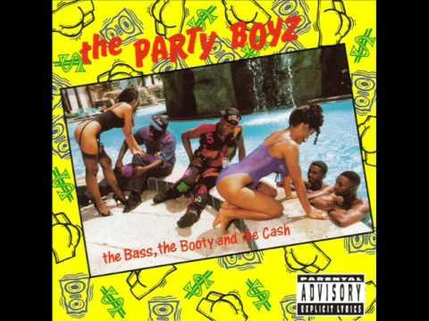 The Party Boyz / DJ Trans - Smokin' Head (The Bass, The Booty, & The Cash)