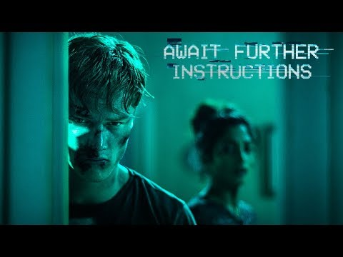 Await Further Instructions trailers