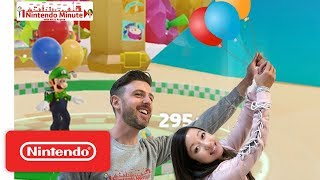 Luigi's Balloon World Super Mario Odyssey Let's Seek! - Nintendo Minute