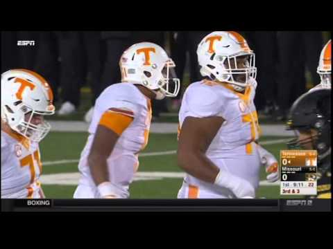 Tennessee vs Missouri 2015