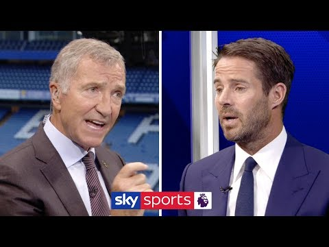 Graeme Souness & Jamie Redknapp disagree over how Frank Lampard should be judged at Chelsea