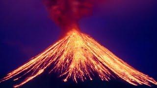 видео Вулканы и горячие источники