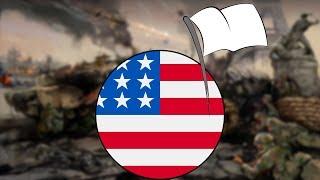 4 войны проигранные США