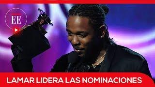 Kendrick Lamar, el más nominado en los premios Grammy 2019 | El Espectador