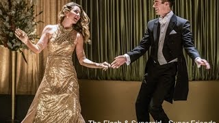"The Flash Season 3 Episode 17 ""Duet"" - Super Friends"