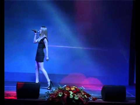 ALBINA GRČIĆ (HIT FACTORY) - CIRKUS - SHOW PROGRAM GLASA DALMACIJE 2014  xvid