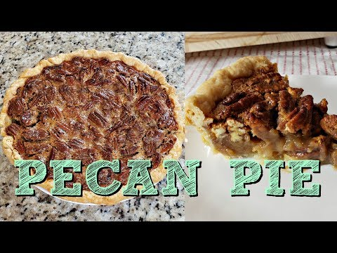 pecan-pie- -how-to-make-pecan-pie-easy- -simply-mama-cooks