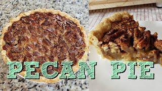 Simple Pecan Pie Recipe   How To Make Pecan Pie Easy   Simply Mama Cooks