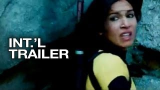 G.I. Joe Retaliation International Trailer #1 (2012) - Dwayne Johnson Movie