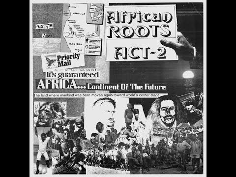 Wackies - African Roots Act 2 (Wackies) [Full Album]