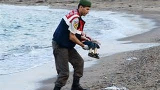 Drowned toddler sparks fresh horror over Europe migrant crisis Breaking News September 4 2015