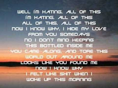 A3 - Woke Up This Morning Lyrics - Lyrics On Demand