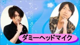 声優の緑川光さんと小西克幸さんのダミーヘッドマイクトーク! 小西さん...
