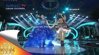 "Uut Permatasari Feat. Via Valen "" Pokoke Joget "" - MNCTV Road Show Jogja (29/11)"