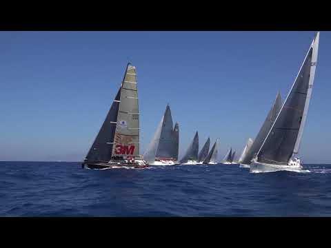 Aegean Regatta 2017 Παράκτιες Ιστιοδρομίες