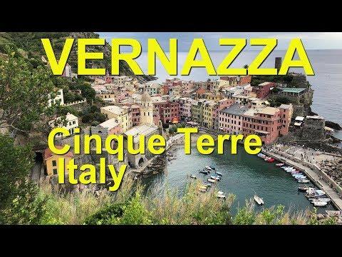 Vernazza And Manarola, Cinque Terre, Italy