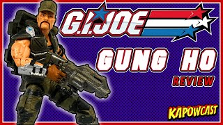 G.I. JOE CLASSIFIED GUNG HO REVIEW