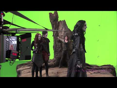 Behind the Scenes part 2 Hansel and Gretel