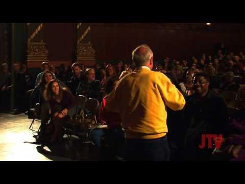 Don Tassie performs rap at City Council meeting (JTV)