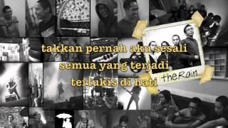 Gambar cover The Rain - Tersenyum dalam Luka (Video Lirik)