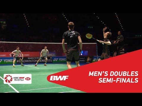 MD | ENDO/WATANABE (JPN) vs BOE/MOGENSEN (DEN) [2] | BWF 2018
